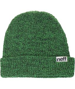 Neff Fold Heather Beanie Black/Slime