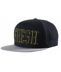 Neff Fresh Cap Black