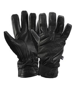 Neff Fuse Gloves Black