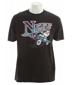 Neff Gansta T-Shirt Black
