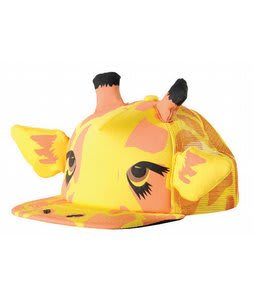 Neff Giraffe Cap Yellow
