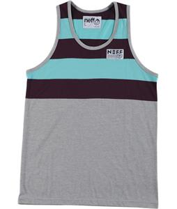 Neff Glory Tank Grey Heather
