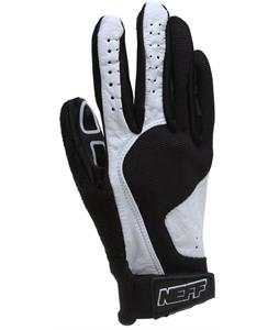 Neff Golfer Pipe Gloves White/Black