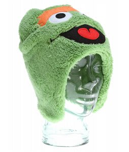 Neff Grouch Beanie Green