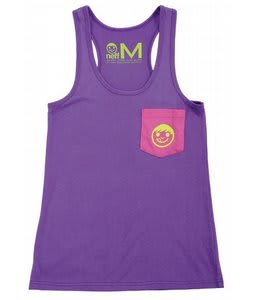 Neff Gwen Tank Purple