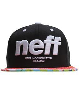 Neff Hardr Cap Black