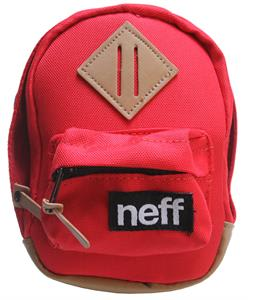 Neff Highback Backpack Red