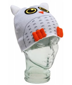 Neff Hooter Beanie Grey