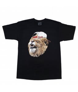 Neff James T-Shirt Black