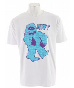 Neff Jeti T-Shirt White