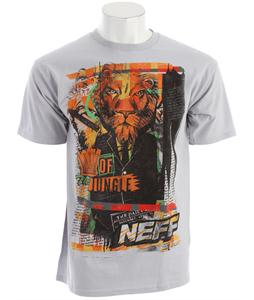 Neff Jungle King T-Shirt Silver