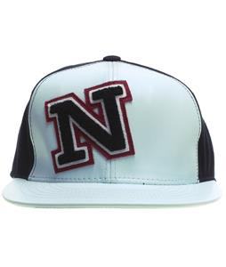 Neff Kennedy Fitted Cap Black