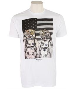 Neff Killer Cats T-Shirt White