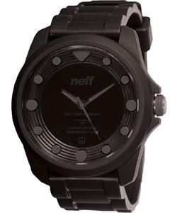 Neff Knoxx Watch Black