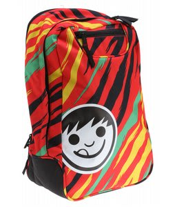 Neff Kruzer Backpack Rasta