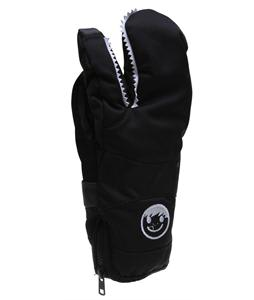 Neff Lobster Gloves Black