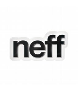 Neff Logo Stomp Pad Black