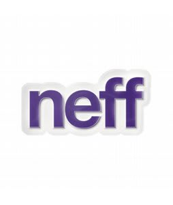 Neff Logo Stomp Pad Purple
