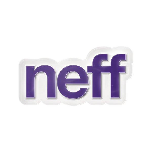 Neff Logo Stomp Pad