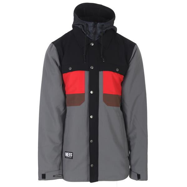 Neff Mack Softshell Snowboard Jacket