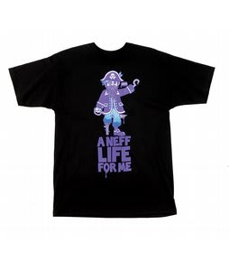 Neff Matey T-Shirt Black