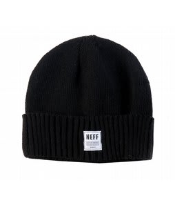 Neff Mathes Beanie Black