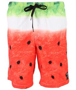 Neff Melon Hot Tub Boardshorts