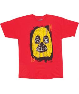 Neff Mr. Uzi T-Shirt Red