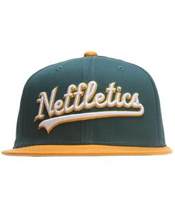 Neff Neffletics Cap Green Adjustable