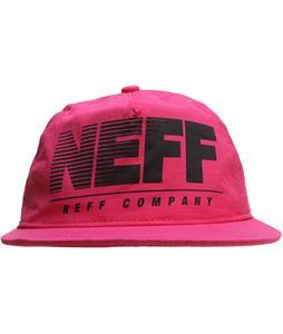 Neff Neon Krinkle Deconstructed Cap