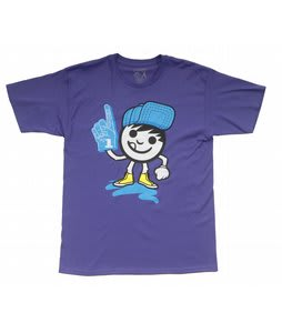 Neff No. 1 T-Shirt Purple