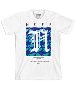 Neff Old English Shark T-Shirt