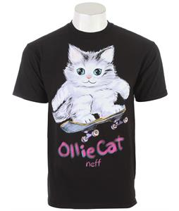 Neff Ollie Cat T-Shirt