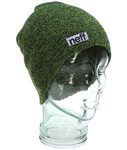 Neff Optic Heather Beanie Black/Tennis