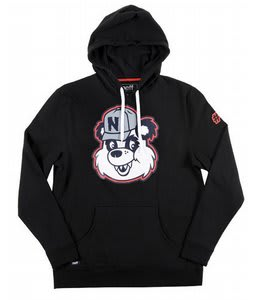Neff Pandahood Hoodie Black