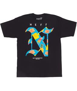 Neff Pinup Filled T-Shirt Black