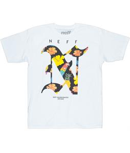 Neff Pinup Filled T-Shirt White