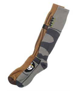 Neff Pirate Snow Socks