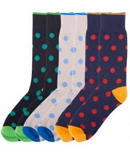 Neff Polka Dot 3 Pack Socks Dot
