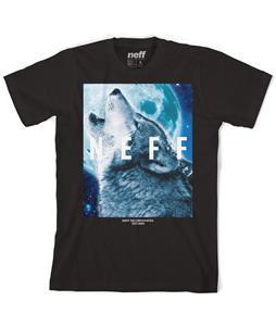 Neff Quad Lone Wolf T-Shirt