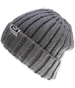 Neff Ridley Beanie Charcoal Heather