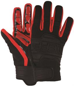 Neff Rover Gloves Black/Red