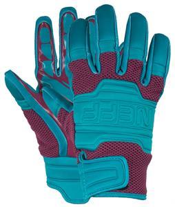 Neff Rover Gloves Maroon