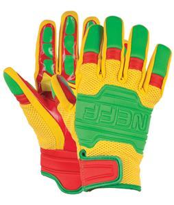 Neff Rover Gloves Rasta