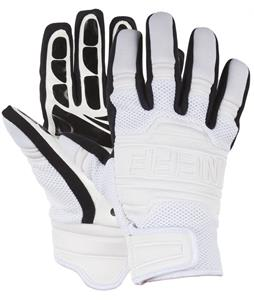 Neff Rover Gloves White