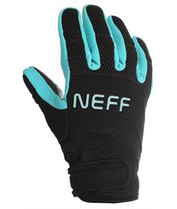 Neff Rover Pipe Gloves Black/Blue