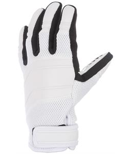 Neff Rover Pipe Gloves White