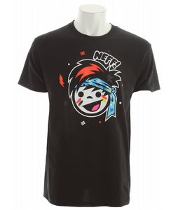 Neff Rufio T-Shirt Black