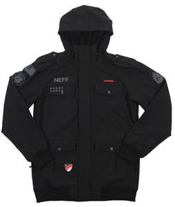 Neff Sarge 2 Softshell Black