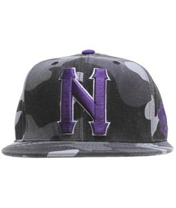 Neff Scallywag Cap Midnight Camo